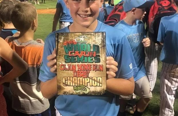 Yonkers Wins Home Run Derby